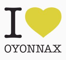 I ♥ OYONNAX One Piece - Long Sleeve