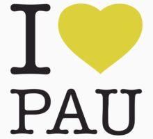 I ♥ PAU Kids Clothes