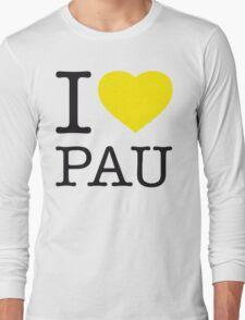 I ♥ PAU Long Sleeve T-Shirt