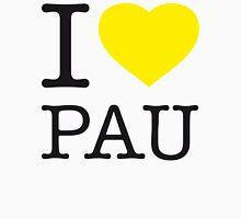 I ♥ PAU Womens Fitted T-Shirt