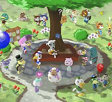 Welcome to Animal Crossing by Adam Leonhardt