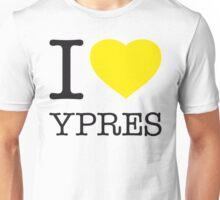 I ♥ YPRES Unisex T-Shirt