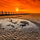 Blazing Sands by Darren Wilkes