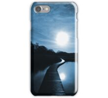 The Path Blue iPhone Case/Skin
