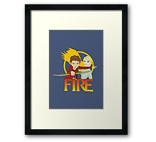 Two Extremes Framed Print