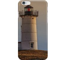 Cape Neddick Lighthouse or Nubble Light iPhone Case/Skin