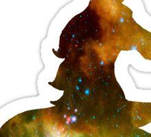 Cosmic unicorn: Orion star birth Sticker