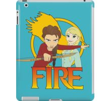Two Extremes iPad Case/Skin