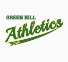 Green Hills Athletics Club by monkier