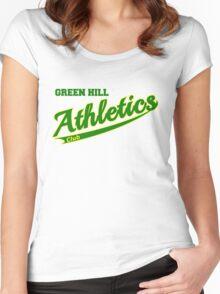 Green Hills Athletics Club Women's Fitted Scoop T-Shirt