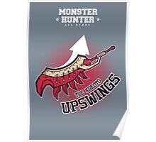 Monster Hunter All Stars - Kokoto Upswings Poster