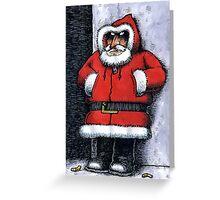 Christmas Hoodie Greeting Card
