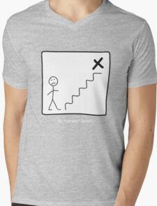 Wayne's World - No Stairway? Denied. [LARGE IMAGE] T-Shirt