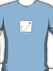 Wayne's World - No Stairway? Denied. [Small image] T-Shirt