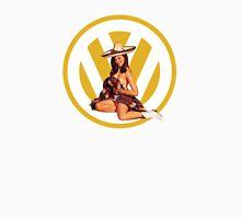 Volkswagen Pin-Up Senorita (yella) Unisex T-Shirt