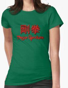Dojo Gouken Womens Fitted T-Shirt