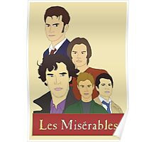 The Miserable Ones Poster