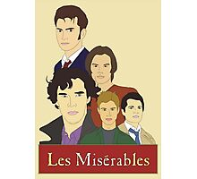 The Miserable Ones Photographic Print