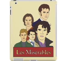 The Miserable Ones iPad Case/Skin