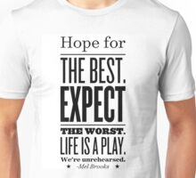unrehearsed Unisex T-Shirt