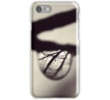 Macro world iPhone Case/Skin