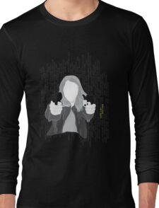 We're just bad code - V2 Long Sleeve T-Shirt