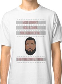 DJ Khaled Christmas Sweater Classic T-Shirt