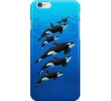 San Antonio Orcas iPhone Case/Skin