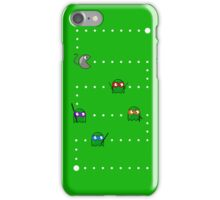 Flips now!! iPhone Case/Skin