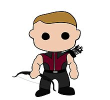 Hawkeye by rwang