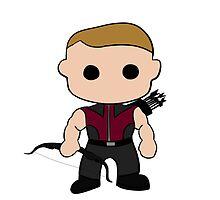 Hawkeye by rwang