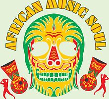 AFRICAN MUSIC SOUL by T-Barang