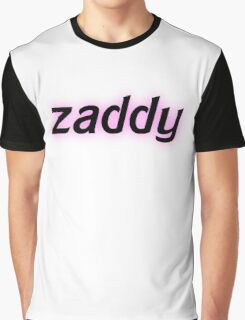 Zaddy Graphic T-Shirt