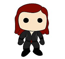 Black Widow by rwang