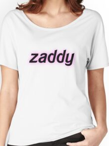 Zaddy Women's Relaxed Fit T-Shirt