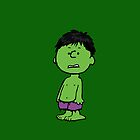The incredible little Hulk by targetclau