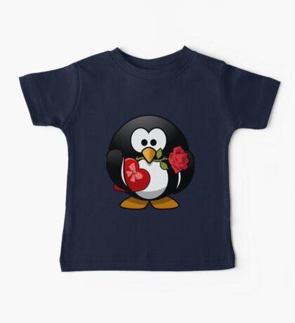 Lovely Penguin Baby Tee