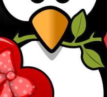 Lovely Penguin Sticker