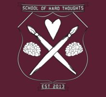 School Of Hard Thoughts by Kevin James Harte