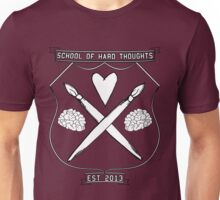 School Of Hard Thoughts Unisex T-Shirt