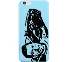 Tai Lopez In His Garage Black & White iPhone Case/Skin