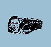 Tai Lopez In His Garage Black & White Unisex T-Shirt