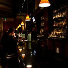 The Bar at Bentley's by Lee LaFontaine