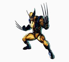 Wolverine-James Howlett- Logan T-Shirt
