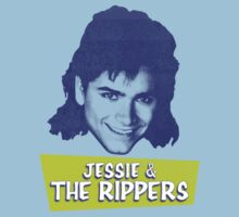 Jessie and the RIPPERS!!! by John Manicke