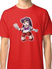 Legolized Sailor Mars Classic T-Shirt
