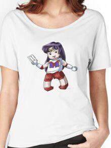 Legolized Sailor Mars Women's Relaxed Fit T-Shirt