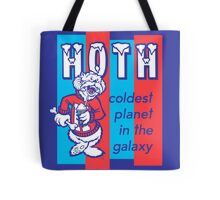 HOTH: COLDEST IN THE GALAXY Tote Bag