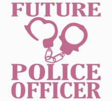 Future Police Officer One Piece - Short Sleeve