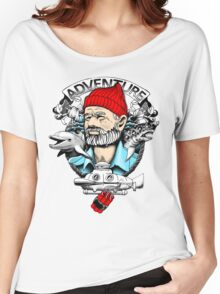 Adventure with Dynamite Women's Relaxed Fit T-Shirt
